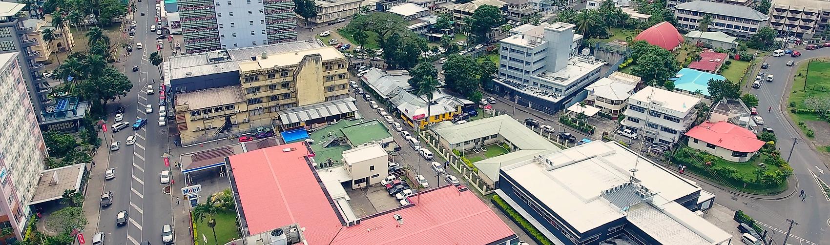 Suva master Plan